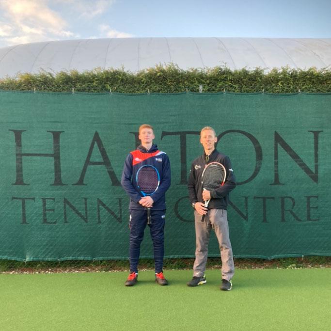 coaches at halton tennis centre